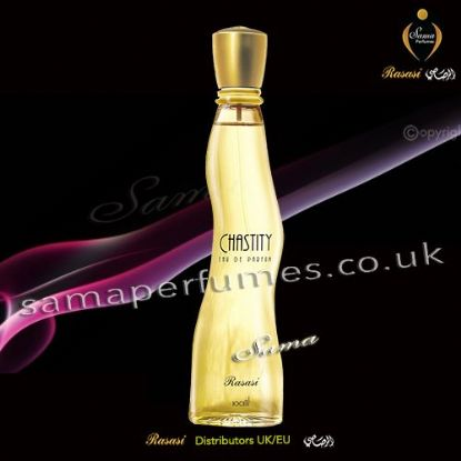 CHASTITY WOMEN Eau De Parfum - 100ML - Rasasi UK & EU Official Distributors